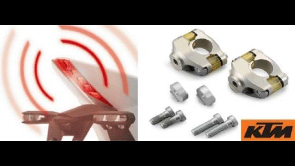 Moto - News: KTM PowerParts e PowerWear: accessori per l'enduro