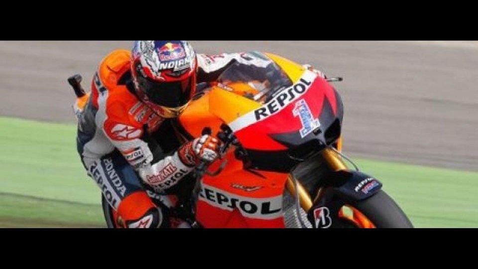 Moto - News: MotoGp 2012, Assen, Gara: Stoner riapre il mondiale