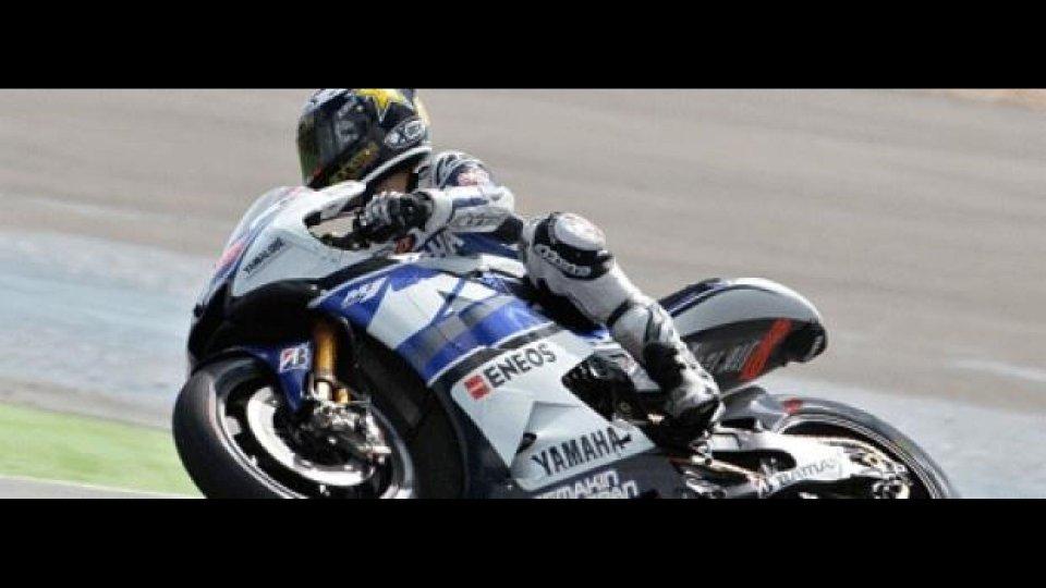 Moto - News: MotoGP 2012, Assen, Libere 1: Lorenzo mette dietro le Honda