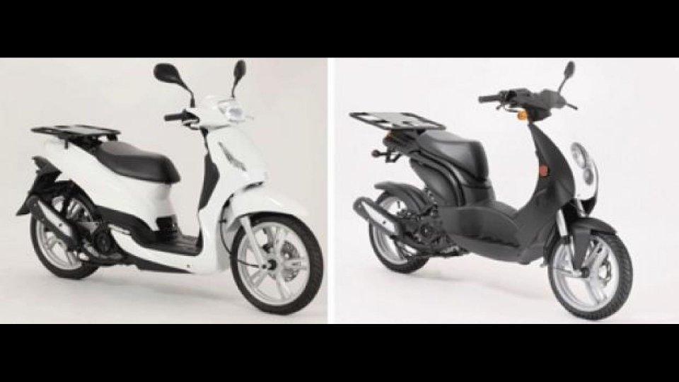 Moto - News: Peugeot Scooters: Tweet 125 Pro, Ludix 14 50 Pro 2T e 4T 2012