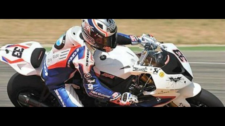 Moto - News: WSBK 2012, Motorland Aragon, Q2: Melandri irraggiungibile
