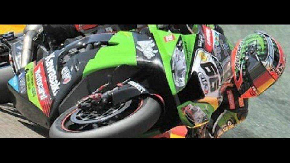 Moto - News: WSBK 2012, Motorland Aragon, Superpole: Incredibile Tom Sykes