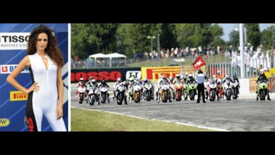 Moto - News: WSBK 2012: week-end a Misano
