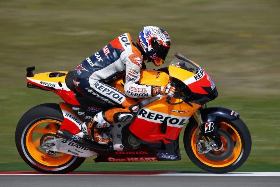 MotoGP: MotoGP, WUP: Stoner di 1/1000!