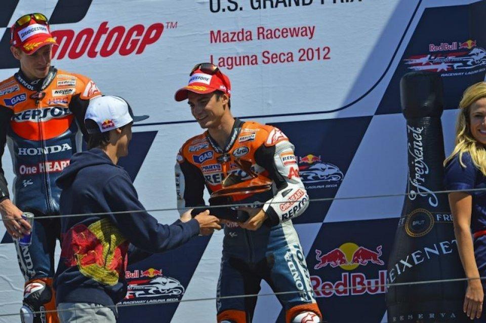 Moto - News: 300º podio per il team Repsol Honda