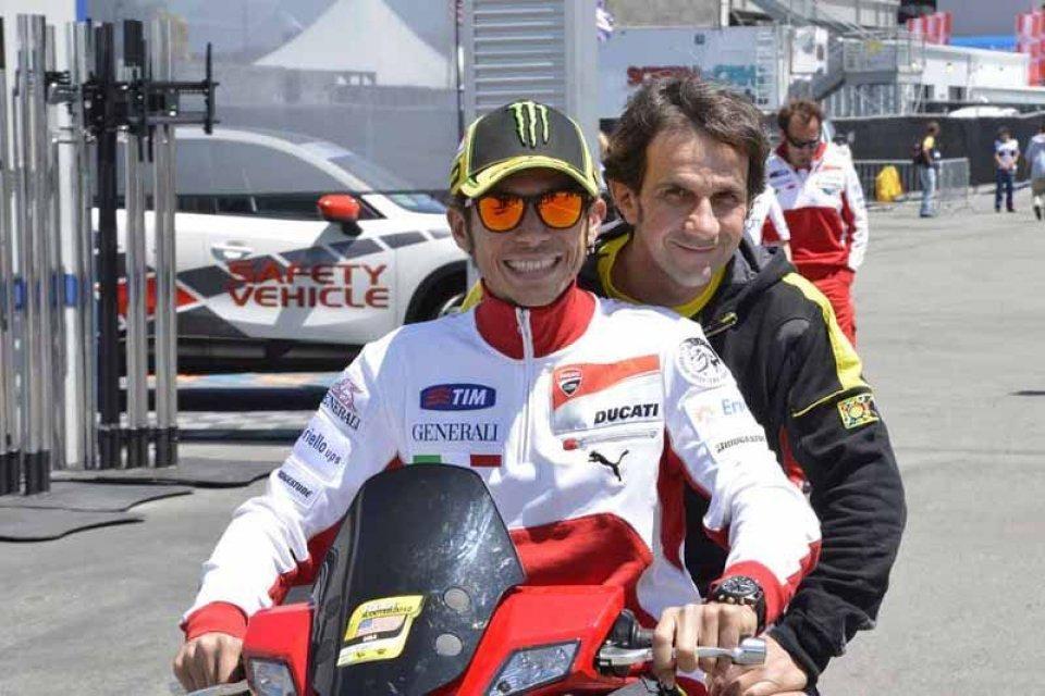 Moto - News: GALLERY Laguna Seca segreta