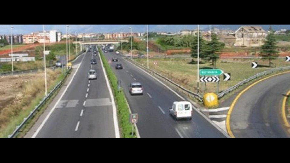 Moto - News: A3 Salerno-Reggio Calabria, terminati 15,6 km
