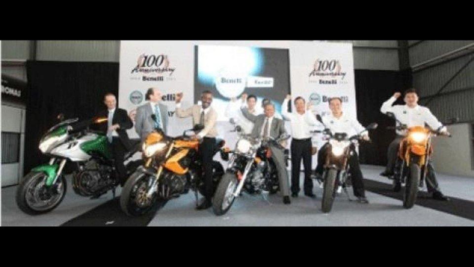 Moto - News: Benelli arriva in Malesia
