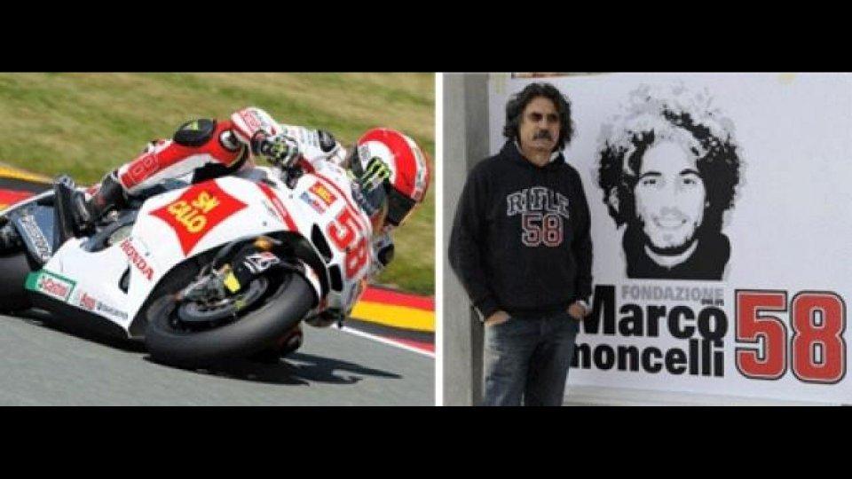 Moto - News: Honda HRC: due moto in regalo per Paolo Simoncelli