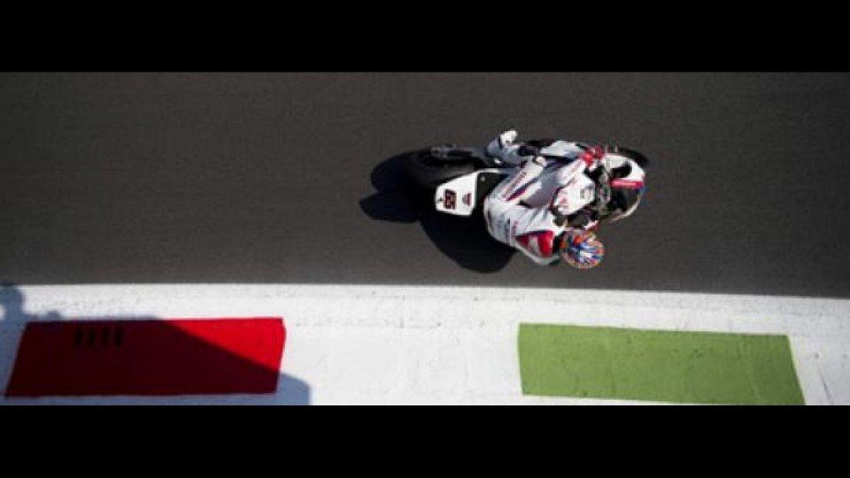"""Moto - News: Monza: """"Bolle"""" in parabolica, autodromo chiuso"""
