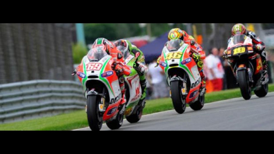 Moto - News: MotoGP 2012 Mugello: Rossi suona la carica?