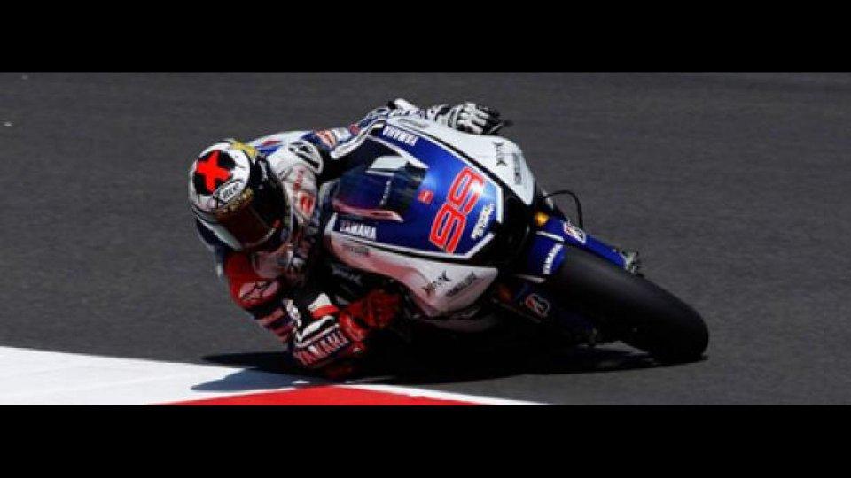 Moto - News: MotoGP 2012 Test Mugello: Lorenzo sempre in testa