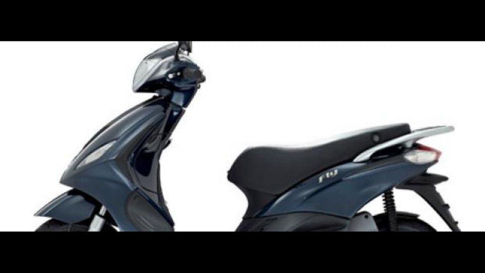 Moto - News: Nuovo Piaggio Fly 50