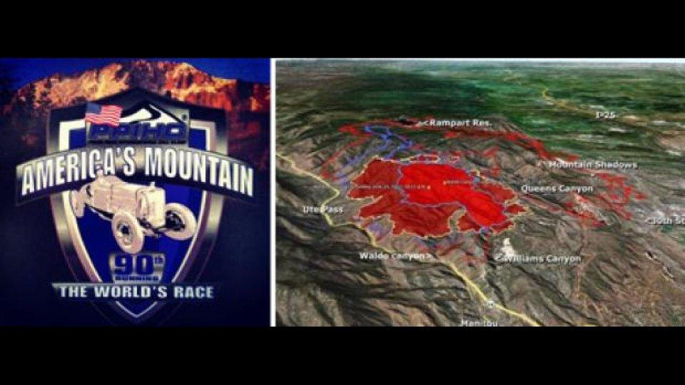 Moto - News: Rimandata la 90esima Pikes Peak