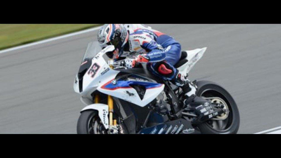 Moto - News: WSBK, 2012, Brno, Gara 1: che rimonta di Melandri!