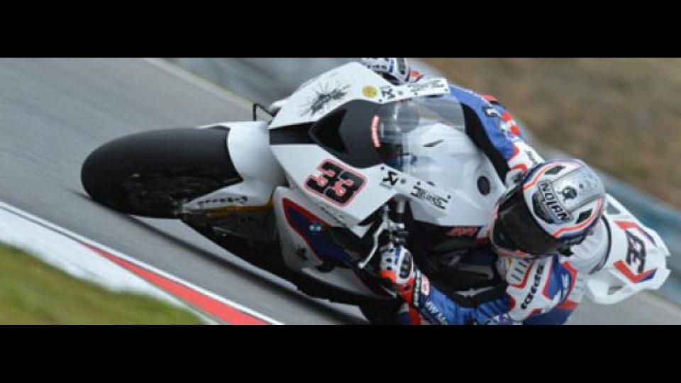 Moto - News: WSBK 2012, Brno, Gara 2: Melandri concede il bis