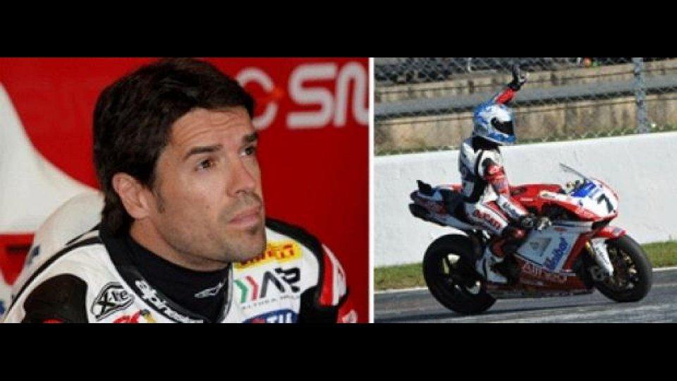 Moto - News: WSBK 2013: Kawasaki? Forse Checa o... Biaggi