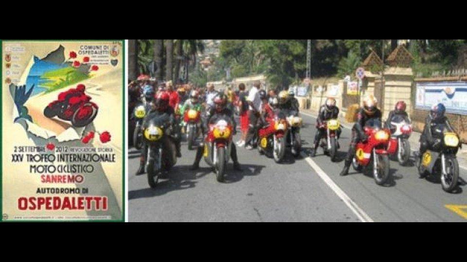 Moto - News: 3° Rievocazione Storica del Circuito Ospedaletti