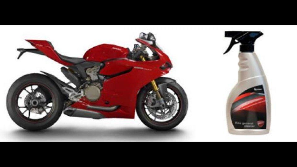 Moto - News: Bike General Cleaner by Flowey-Ducati