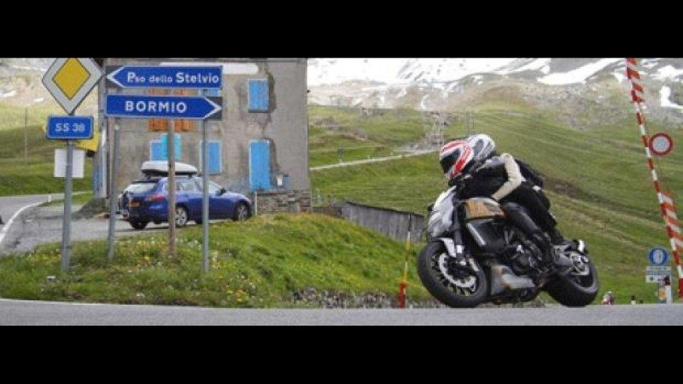 """Moto - News: Cim: domenica 23 Settembre sullo Stelvio, """"La Protesta Dei Motociclisti"""""""