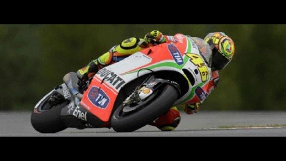 Moto - News: MotoGP 2012: due giorni di test positivi per Ducati