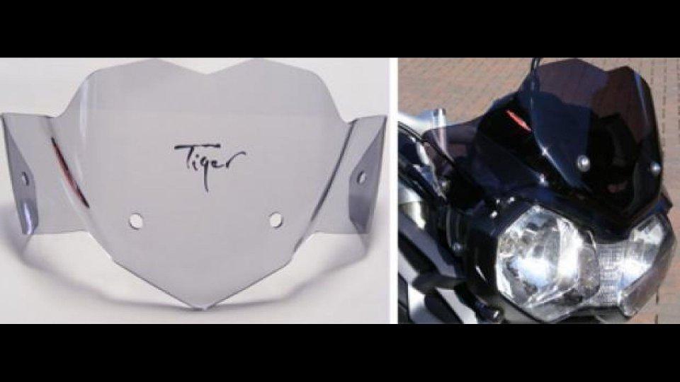 Moto - News: Powerbronze amplia la gamma cupolini per maxi-enduro