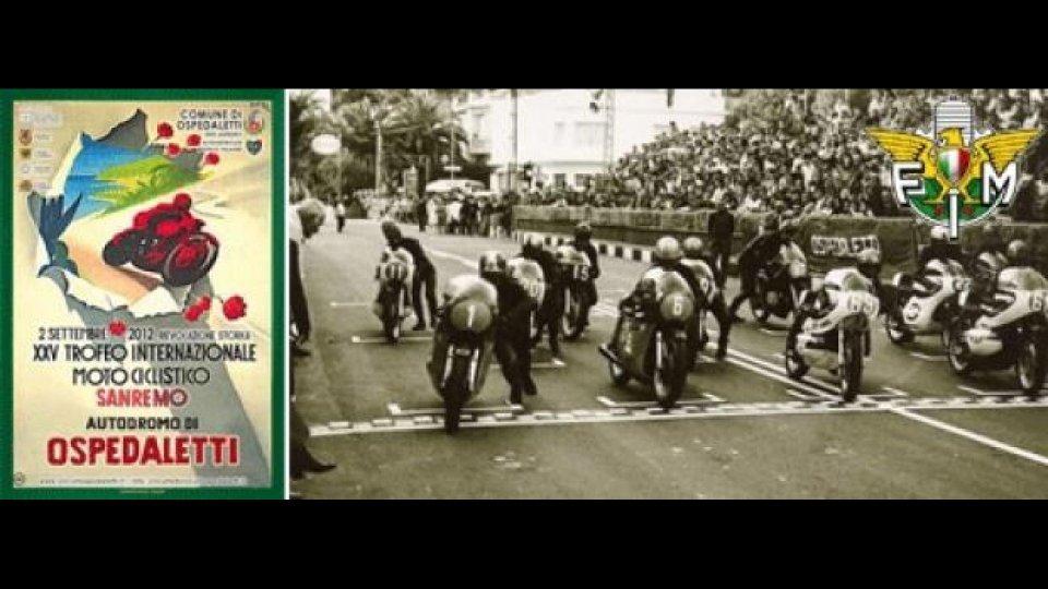 Moto - News: Rievocazione Storica del Circuito di Ospedaletti