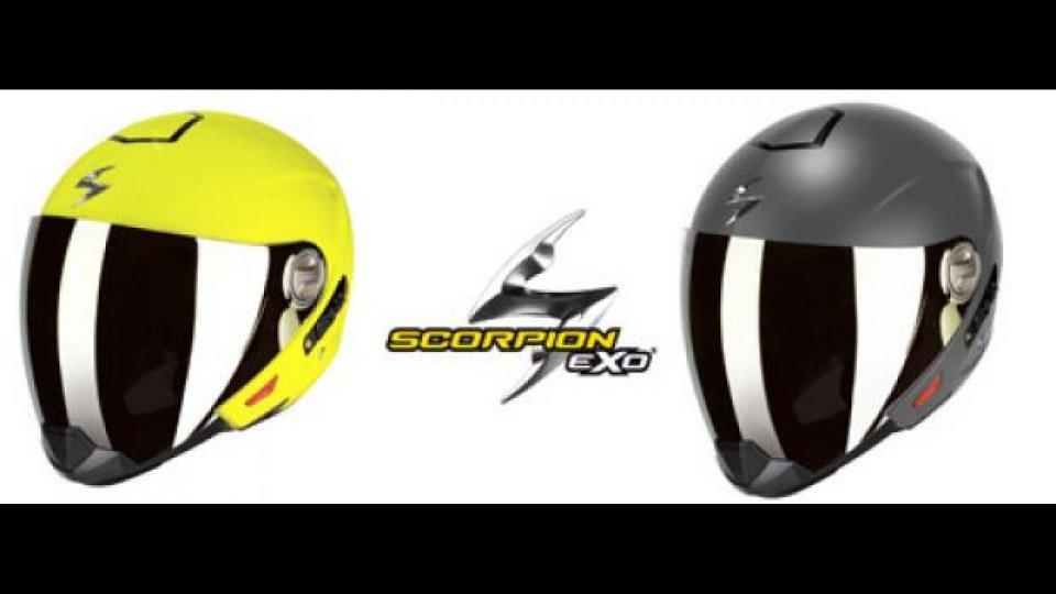 Moto - News: Scorpion-Exo 300 Air
