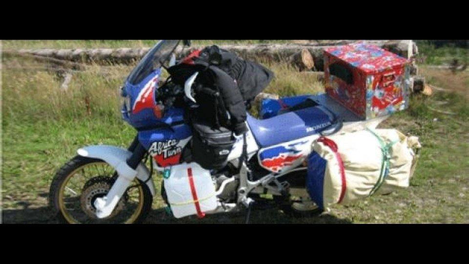 Moto - News: Vacanze in moto 2012: carichiamo la moto