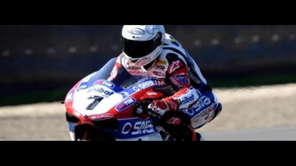 Moto - News: WSBK 2012: Checa conferma ai test del Moscow Raceway