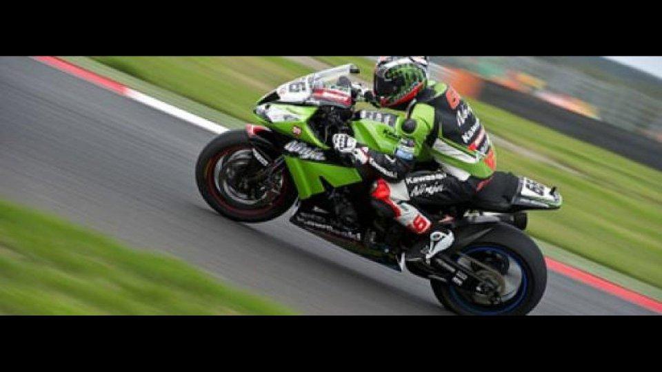 Moto - News: WSBK 2012, Moscow Raceway, Gara 1: dominio di Tom Sykes