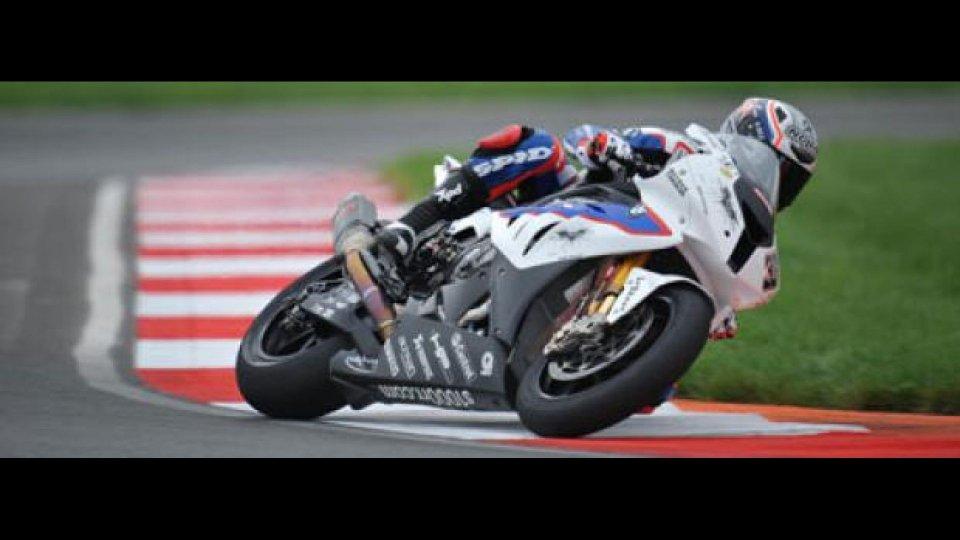 Moto - News: WSBK 2012, Moscow Raceway, Gara 2: vittoria e fuga per Melandri