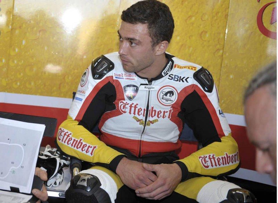 Moto - News: SBK: Berger con Red Devils in Francia