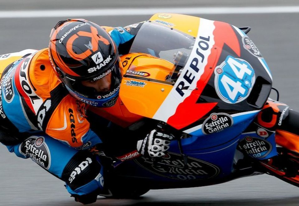 Moto - News: Moto3: olio protagonista ad Aragon