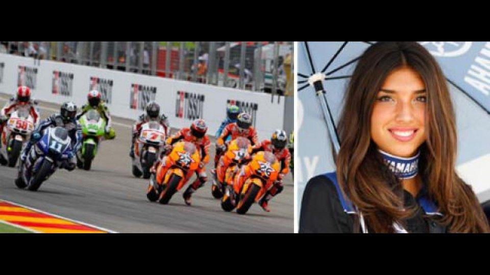 Moto - News: MotoGP 2012: week-end ad Aragòn
