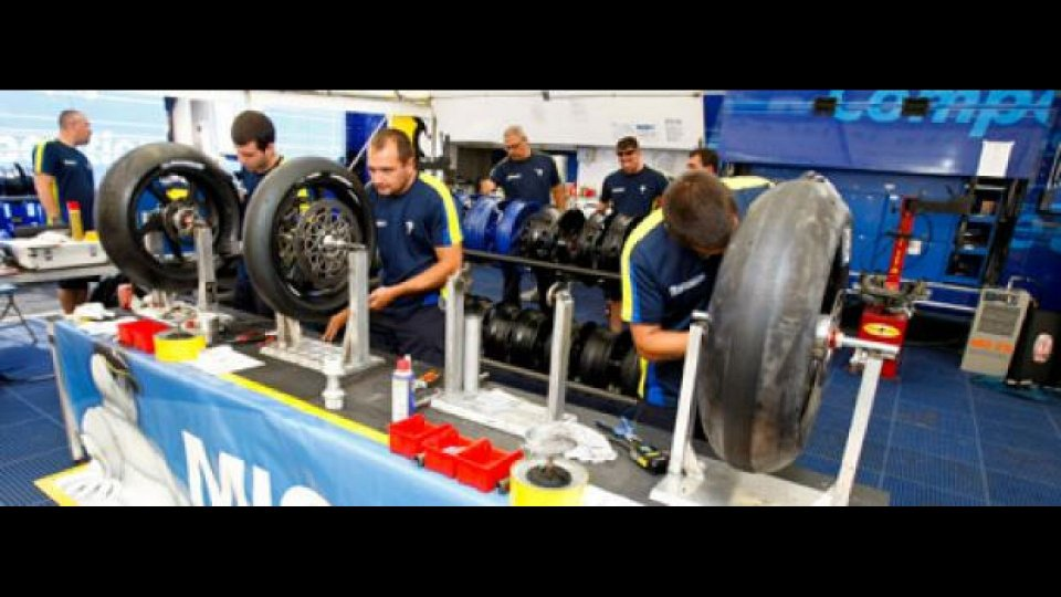 Moto - News: Nuove Michelin Power Slick C e +D