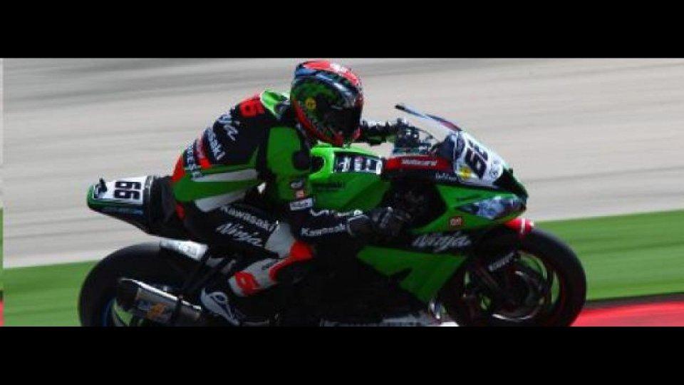 Moto - News: WSBK 2012, Portimão: Tom Sykes all'ottava!