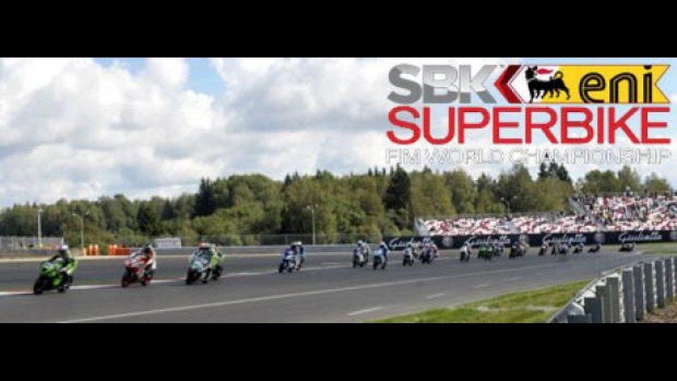 Moto - News: WSBK 2013: il calendario ufficioso