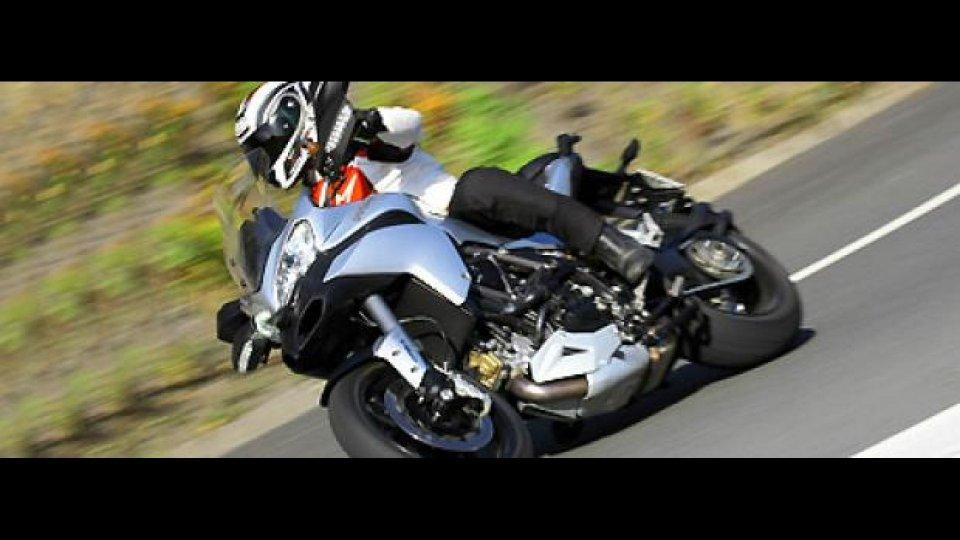 Moto - Test: Ducati Multistrada 1200 S Touring 2013 - TEST