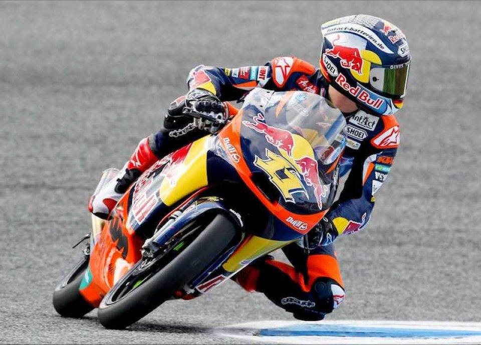 Moto - News: Moto3, QP : settima pole per Cortese