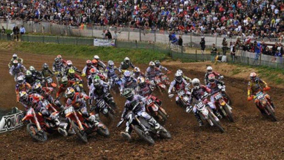 Moto - News: FIM MX1/MX2 World Championship Calendar 2013
