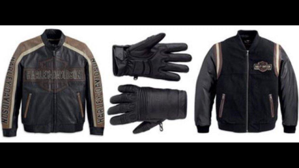 Moto - News: Harley-Davidson: Collezione Holiday 2012