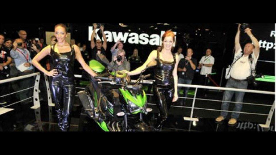 Moto - News: Kawasaki Z800 2013