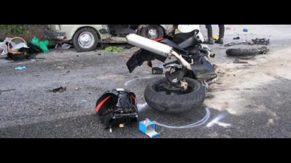Moto - News: Lesioni gravi, stangata vicina