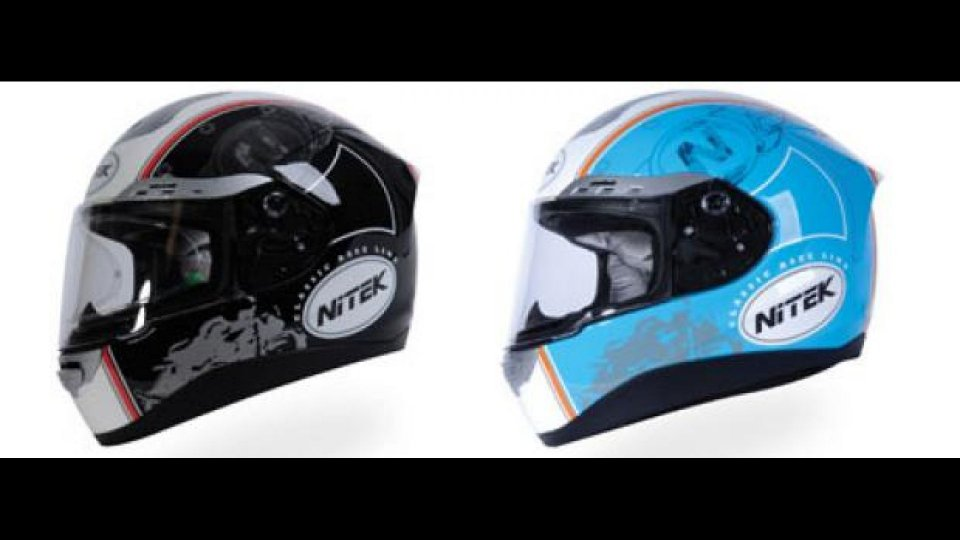 Moto - News: Nitek: integrale P1