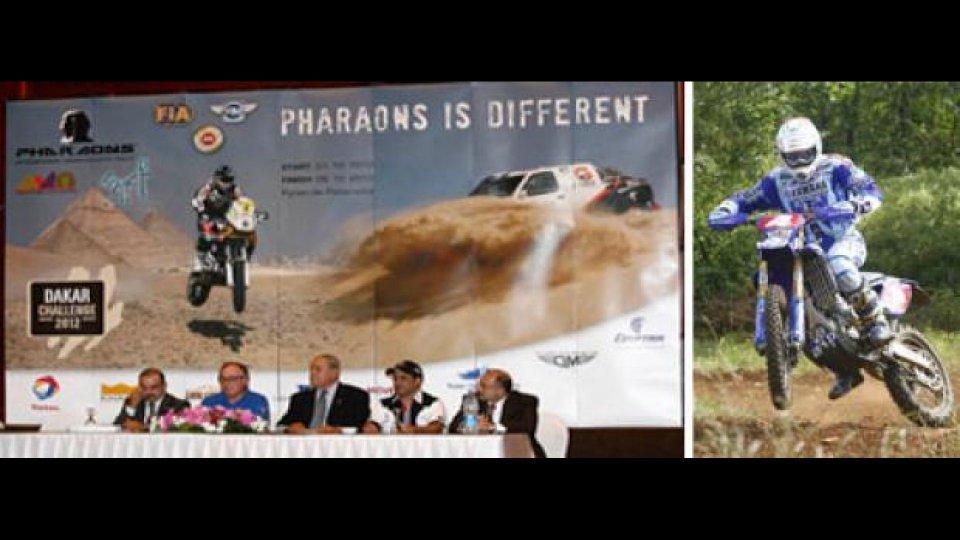 Moto - News: Rally dei Faraoni 2012: si parte!