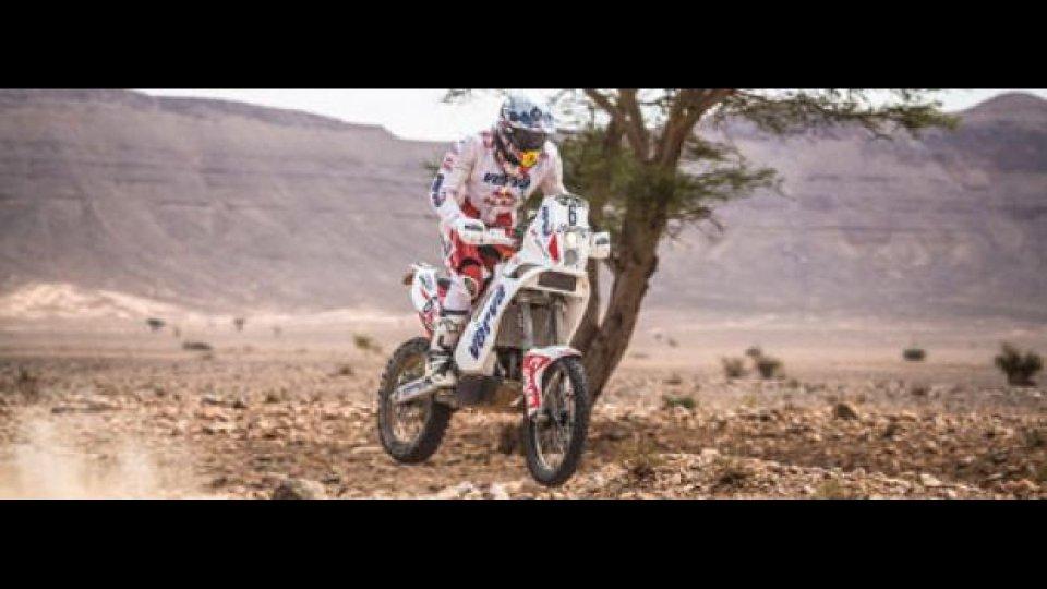 Moto - News: Rally del Marocco 2012: Day4