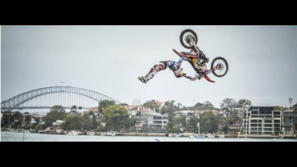 Moto - News: Red Bull X-Fighters 2012, Sydney: vittoria di Sherwood