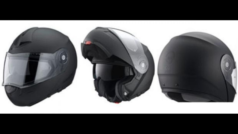 Moto - News: Schuberth C3 PRO a EICMA 2012