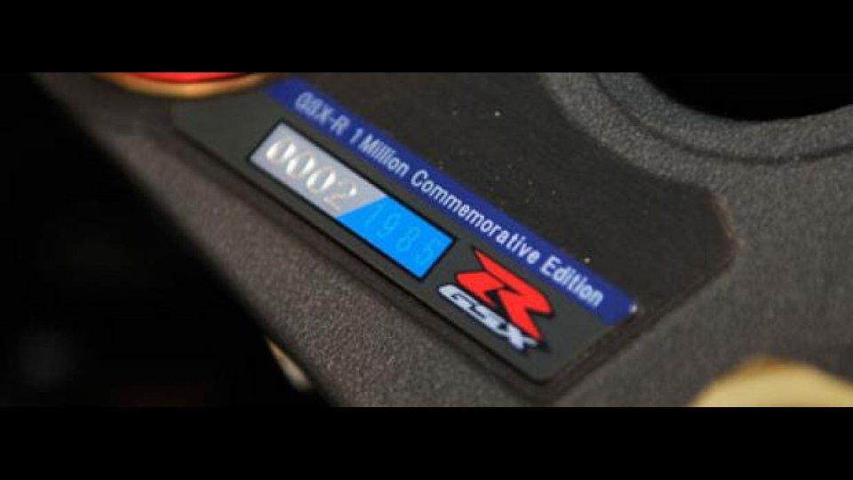 Moto - News: Suzuki GSX-R 1000 Limited Edition 2013